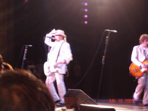 Robin Zander and Tom Petersson